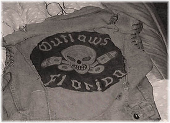 Outlaw Motorcycle Gang Patches
